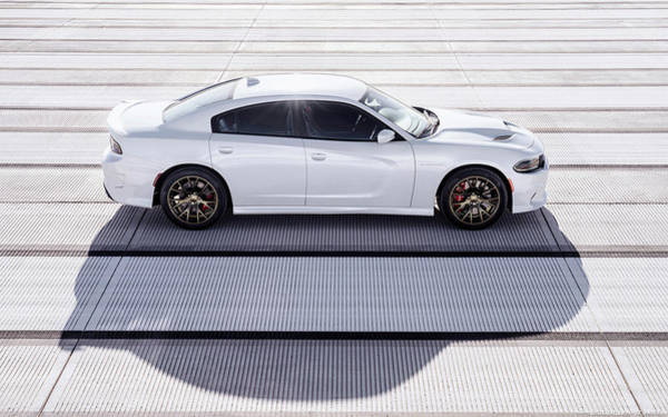 Wall Art - Digital Art - Dodge Charger Srt Hellcat 2015 1920x1200 006 by Mery Moon