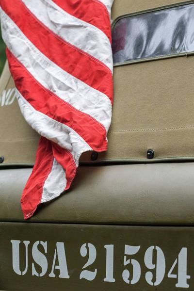 Off-road Vehicles Photograph - Dodge Command Car 03 by Richard Nixon