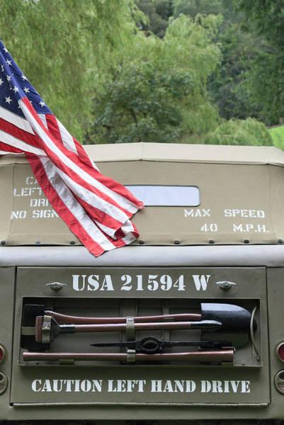 Off-road Vehicles Photograph - Dodge Command Car 04 by Richard Nixon