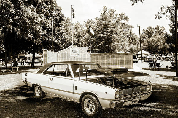 Photograph - Dodge Dart Photographic Print 5533,06 by M K Miller