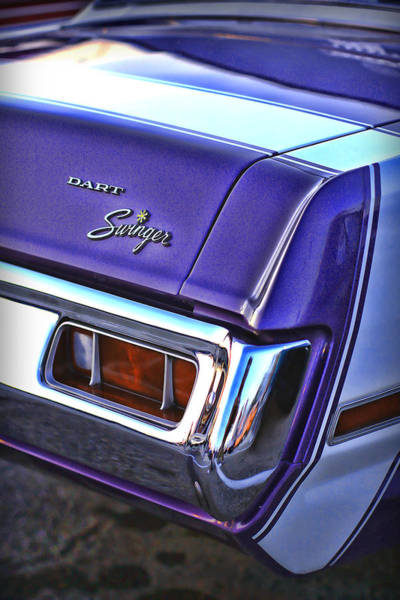 426 Photograph - Dodge Dart Swinger by Gordon Dean II