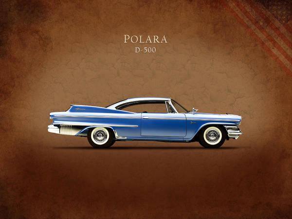 Hemi Photograph - Dodge Polara D 500 by Mark Rogan