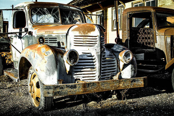 Photograph - Dodge Truck 1941 by Gene Parks