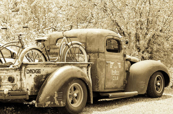Photograph - Dodge Truck by Nick Mares