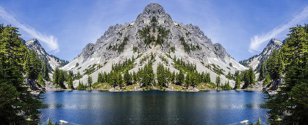 Rock Face Photograph - Doghead Mountain by Pelo Blanco Photo