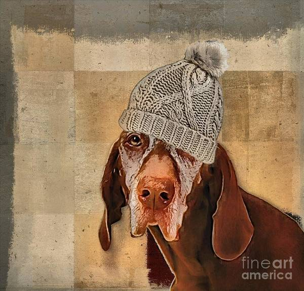 Wall Art - Digital Art - Dog Personalities - 442 by Variance Collections