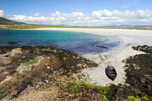 Connemara Photograph - Dogs Bay Roundstone Ireland by Pierre Leclerc Photography