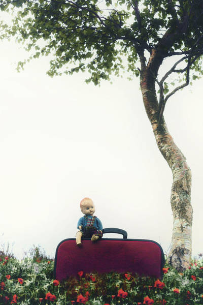 Wall Art - Photograph - Doll Wants To Travel by Joana Kruse