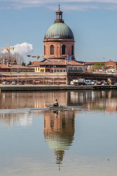 Wall Art - Photograph - Dome Across The Garonne by W Chris Fooshee