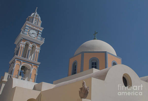 Wall Art - Photograph - Dome And Tower by Jim Wright