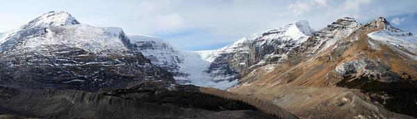 Photograph - Dome Glacier In Jasper National Park by Pierre Leclerc Photography