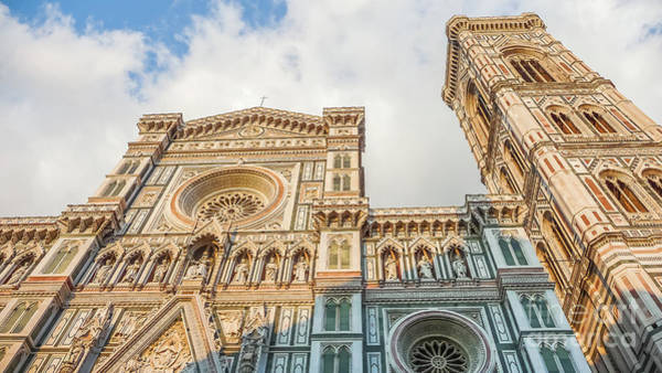 Duomo Di Firenze Wall Art - Photograph - Dome Of Florence by JR Photography