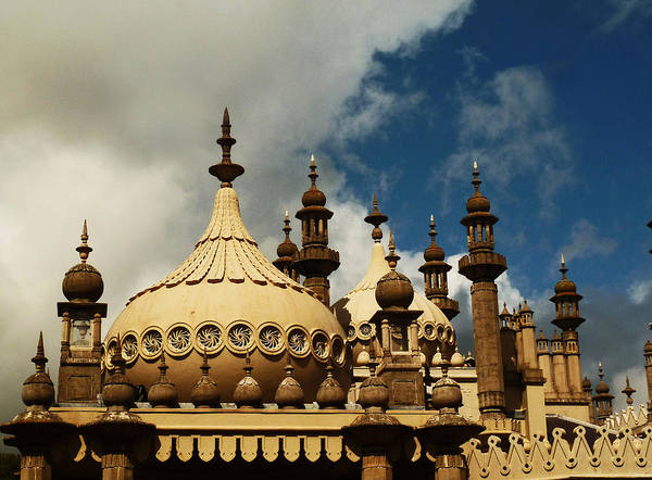 Wall Art - Photograph - Domes And Turrets - The Royal Pavilion by Connie Handscomb