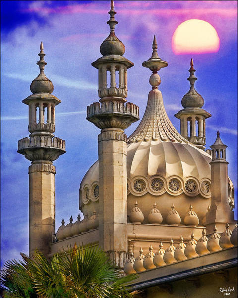 Photograph - Domes In The Sunset by Chris Lord