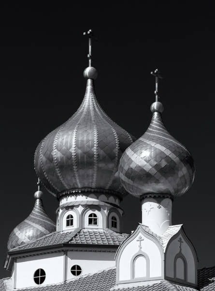Photograph - Domes by Nicholas Blackwell