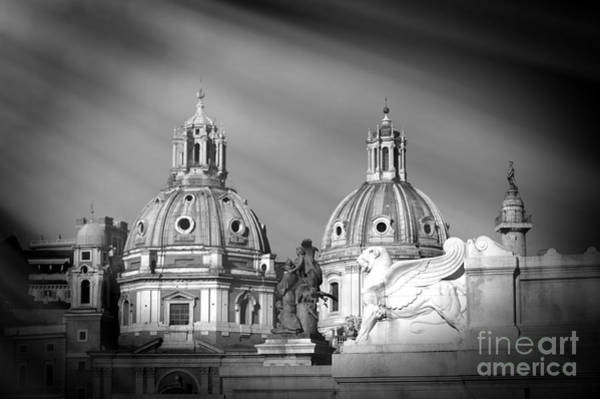 Wall Art - Photograph - Domes by Stefano Senise
