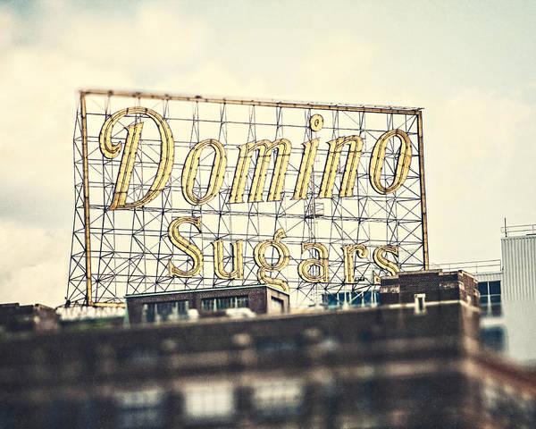 Lisa Russo Wall Art - Photograph - Domino Sugar by Lisa Russo