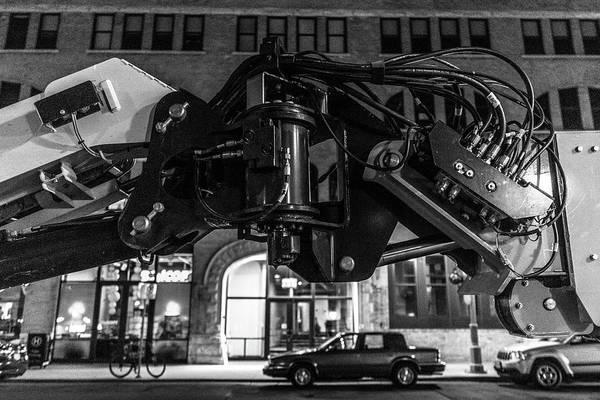 Photograph - Domo Arigato, Mr. Roboto by Randy Scherkenbach