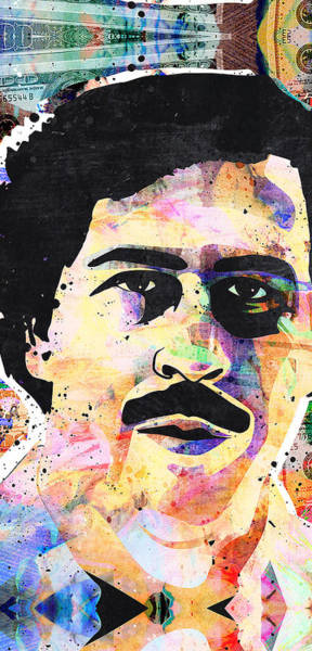 Legend Digital Art - Don Pablo by Canvas Cultures