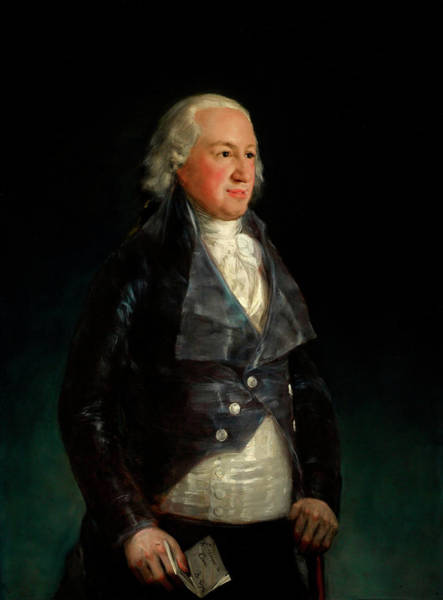 Nobility Painting - Don Pedro, Duque De Osuna by Francisco Goya