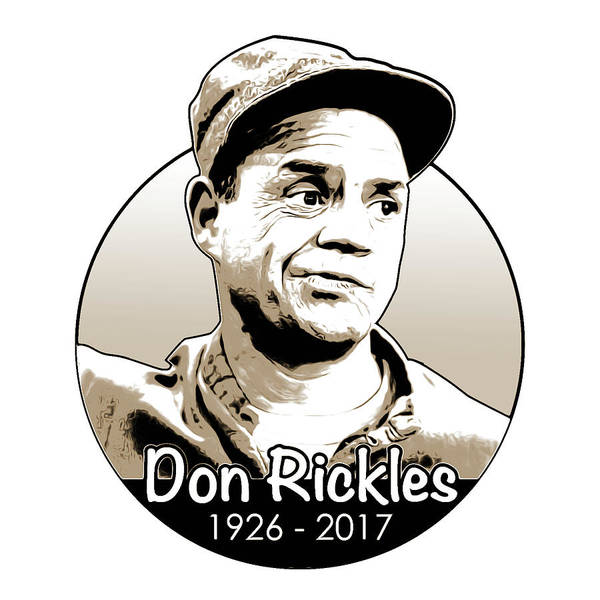 Comics Digital Art - Don Rickles by Greg Joens