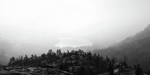 Donner Photograph - Donner Lake by Adam Kilbourne