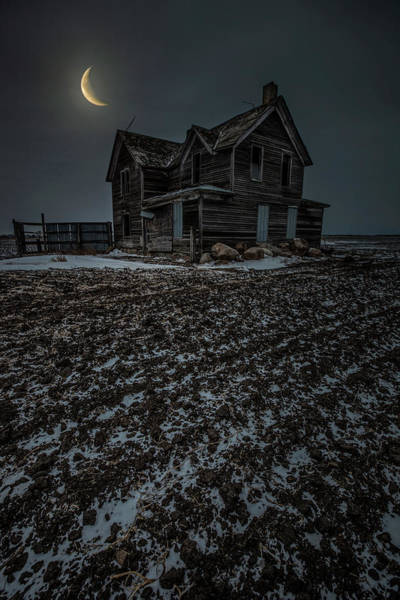 Abandoned House Wall Art - Photograph - Don't Fear The Reaper by Aaron J Groen