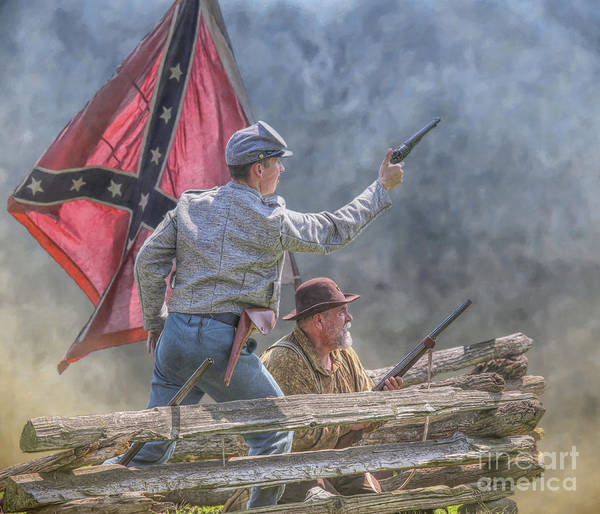 Wall Art - Digital Art - Dont Forget That You Are From Old Virginia by Randy Steele