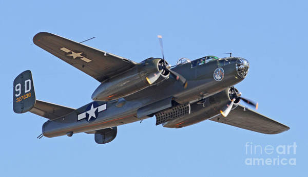 Photograph - Doolittle Raider 2 by Kevin McCarthy
