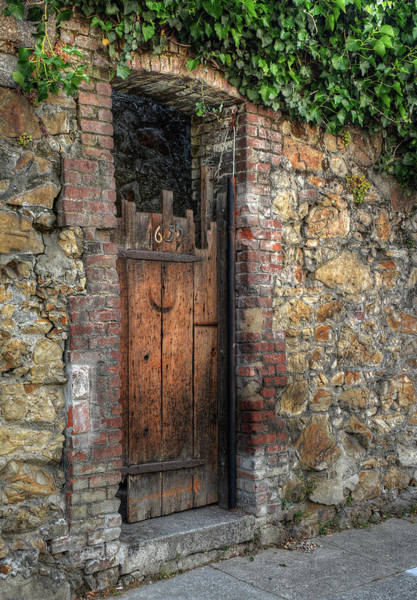 Photograph - Door 1635 by Michael Kirk