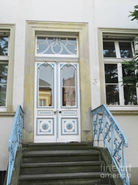 Photograph - Door In Warendorf by Chani Demuijlder