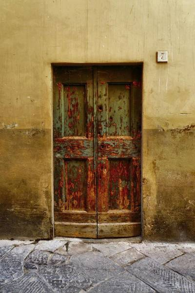 Photograph - Door No. 7 by Patricia Strand