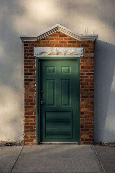 Wall Art - Photograph - Door To Marblehead Lighthouse by Paul Freidlund
