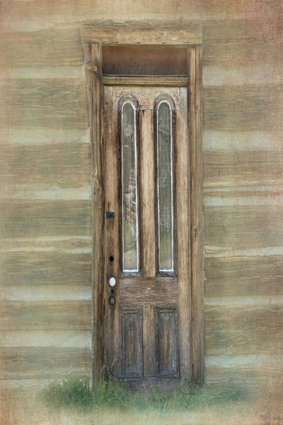Digital Art - Door To Somewhere by Ramona Murdock