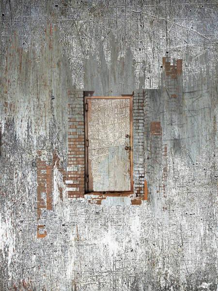 Mixed Media - Door by Tony Rubino