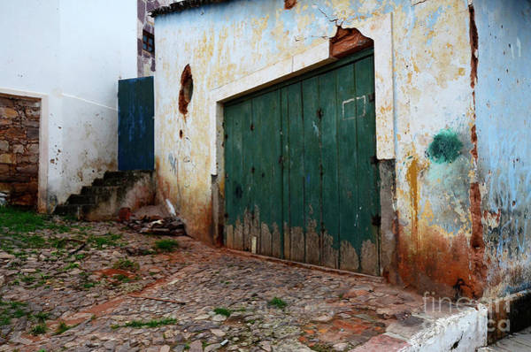 Chapa Photograph - Doors And Windows Lencois Brazil 10 by Bob Christopher