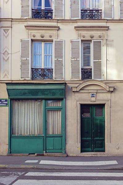 Wall Art - Photograph - Paris Doors No. 64 by Melanie Alexandra Price