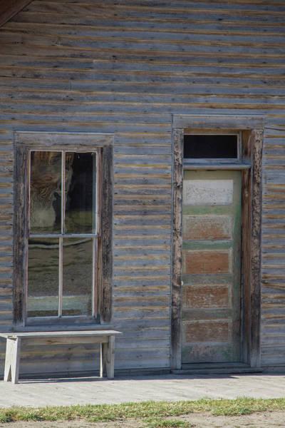 Photograph - Doors Of Bannack 1 by Teresa Wilson