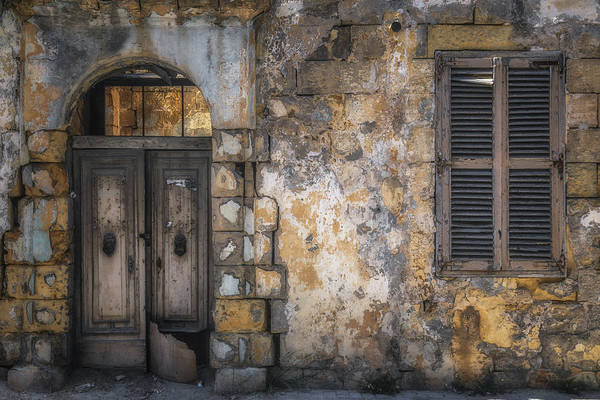 Gozo Wall Art - Photograph - Doors Of Gozo No 7 by Chris Fletcher