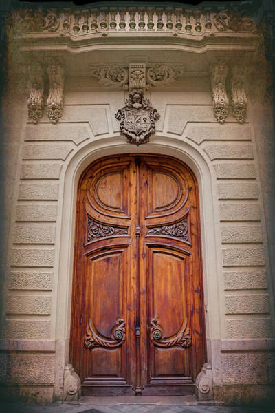 Wall Art - Photograph - Doors Of Valencia Spain  by Carol Japp
