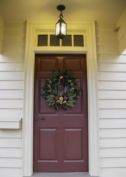 Royal Colony Photograph - Doors Of Williamsburg 42 by Teresa Mucha
