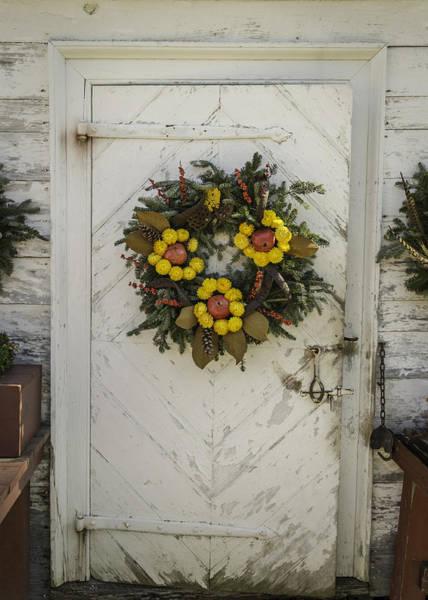 Historic Triangle Photograph - Doors Of Williamsburg 47 by Teresa Mucha