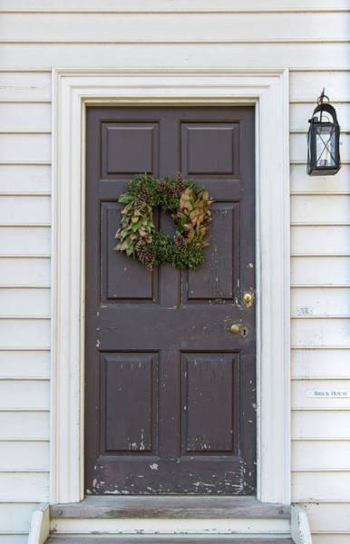 Royal Colony Photograph - Doors Of Williamsburg 86 by Teresa Mucha