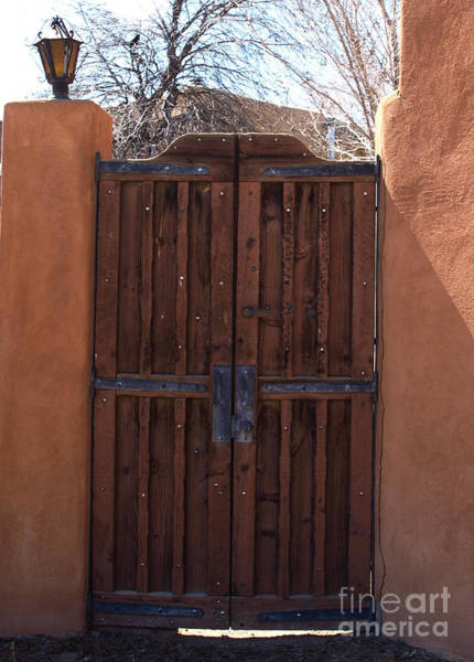 Doorway New Mexico Art Print