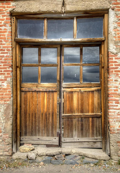 Photograph - Doorway To Knowledge by Lynn Bauer