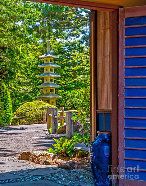 Wall Art - Photograph - Doorway To Serenity by Stephen Whalen
