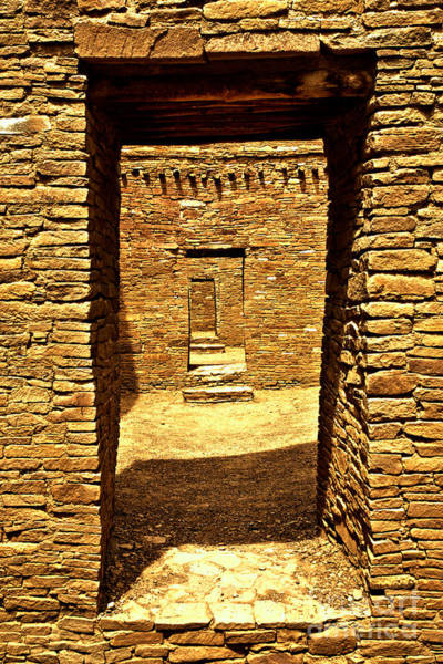 Photograph - Doorway To The Past by Adam Jewell