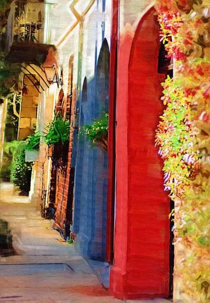 Photograph - Doorways On Queen Street by Donna Bentley