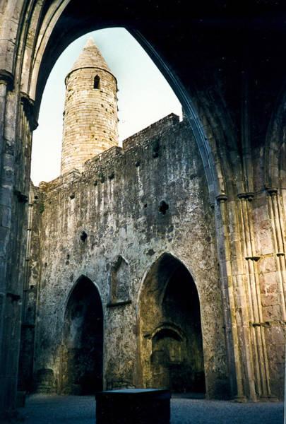 Wall Art - Photograph - Doorways To The Cashel Castle by Douglas Barnett