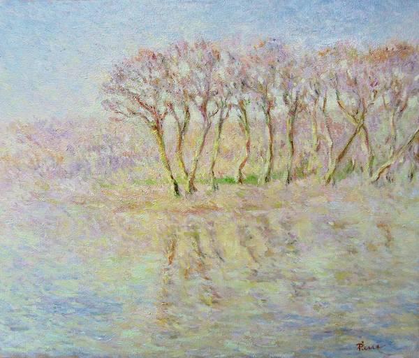 Painting - Dordogne, Beynac Et Cazenac by Pierre Van Dijk